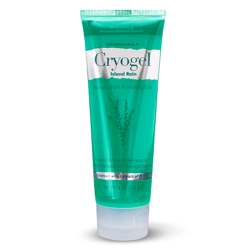 402 Cryogel Green